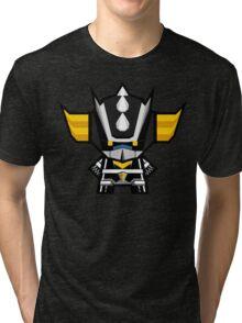 Mekkachibi Black Grendizer Tri-blend T-Shirt