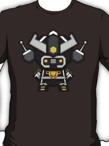 Mekkachibi Black Mekanda T-Shirt