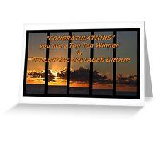 Banner Greeting Card