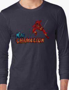 Kid Chameleon Long Sleeve T-Shirt