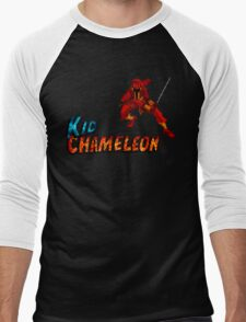 Kid Chameleon Men's Baseball ¾ T-Shirt