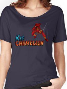 Kid Chameleon Women's Relaxed Fit T-Shirt