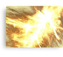 Light Spark Metal Print