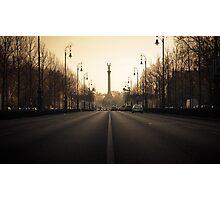 Awakening City Photographic Print