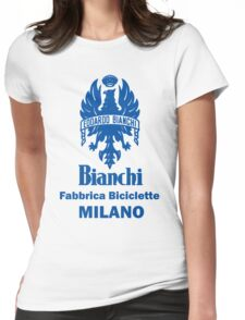 BIANCHI Womens Fitted T-Shirt