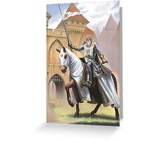 Order of Light Grandmaster Greeting Card