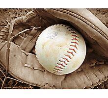 Play Ball! Photographic Print