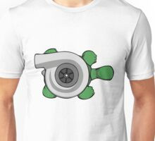 Turbo Turtle Unisex T-Shirt