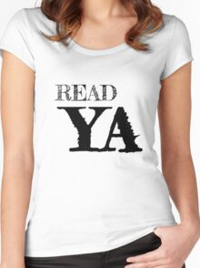 Read YA Women's Fitted Scoop T-Shirt