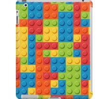 Colourful Lego Bricks  iPad Case/Skin