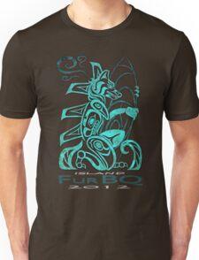FurBQ T-Shirt - Blue Unisex T-Shirt