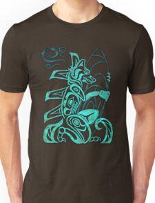 FurBQ T-Shirt - Blue Solo Unisex T-Shirt