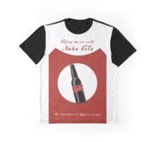 Nuka Cola |Enjoy an ice cold Nuka Cola Graphic T-Shirt