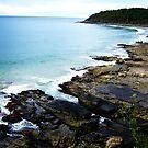 Rocky Shore by jlv-