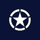 Navy Allied Star by txjeepguy2