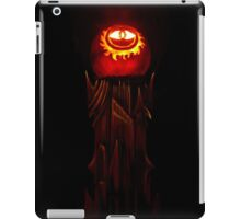 The Jack O'Lantern of Barad-dûr iPad Case/Skin