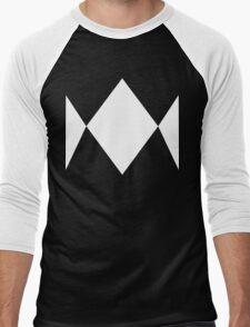 Basic Power Ranger Men's Baseball ¾ T-Shirt