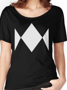 Basic Power Ranger Women's Relaxed Fit T-Shirt