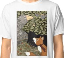 The Fox and the Crow Classic T-Shirt
