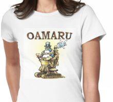 Steampunk Penguin Oamaru Womens Fitted T-Shirt