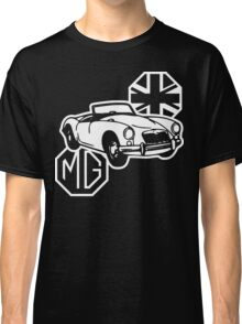 MG MGA Classic British Sports Car Classic T-Shirt