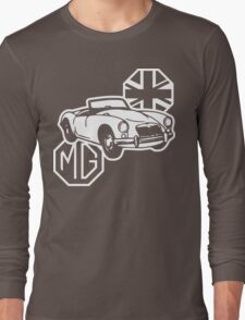 MG MGA Classic British Sports Car T-Shirt