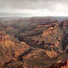 Canyon of Grandeur - Arizona, USA by Sean Farrow