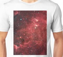 North America Nebula Infrared Unisex T-Shirt