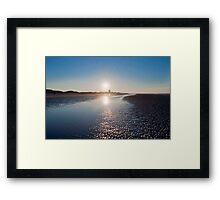 Belgian Coast Framed Print