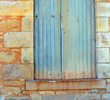 loading bay - Wilcannia, outback Australia  by avalyn
