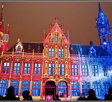 Light Festival by Steven  Van Gucht