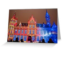 Light Festival Greeting Card