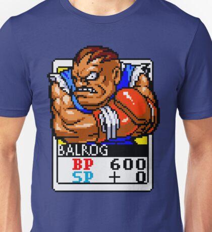Balrog - Street Fighter Unisex T-Shirt