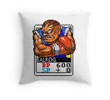 Balrog Throw Pillow