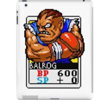 Balrog iPad Case/Skin