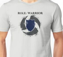 Heroes Role: Warrior Unisex T-Shirt