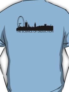 The Science Of Deduction - BLACK T-Shirt