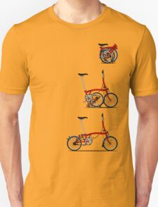 I Love My Folding Brompton Bike T-Shirt