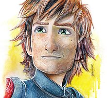 Hiccup by lukefielding