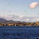 Approaching Islay by Kasia-D