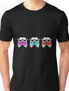 VDub Threesome Unisex T-Shirt