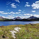 Loch Buine Moire by Ranald