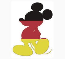 German Flag Mickey Mouse by ashleyschex