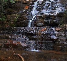 New Town Falls by CameronHorner
