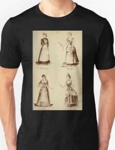 Fancy dresses described or What to wear at fancy balls by Ardern Holt 218 Nurse Night Elivia Primrose Tunchinella Unisex T-Shirt
