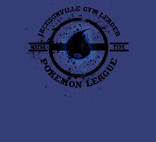 Jacksonville Pokemon Gym Leader Splatter Version T-Shirt