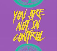 You Are Not In Control by SteJay