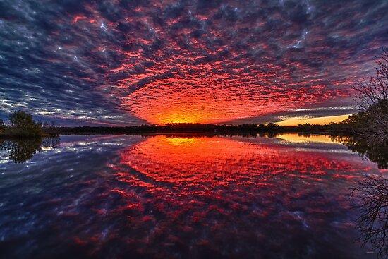 Ballina Sunset by Jayde Aleman
