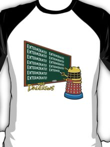 The Daleksons (w/Title) T-Shirt