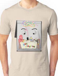 Don't Hug Me I'm Creative Unisex T-Shirt